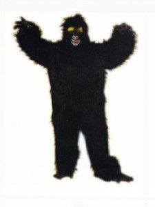 gorilla kostuum