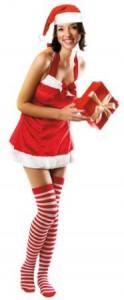 kerstvrouw jurk kopen