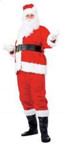 kerstman pak kopen