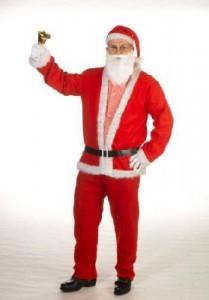 kerstkleding verhuur