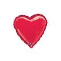 helium-ballon-hart-rood