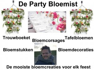 party bloemist Schagen